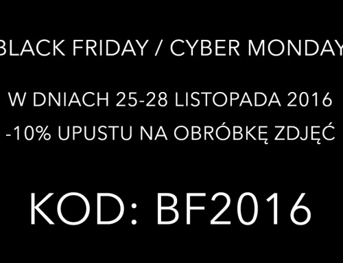 BLACK FRIDAY / CYBER MONDAY -10%