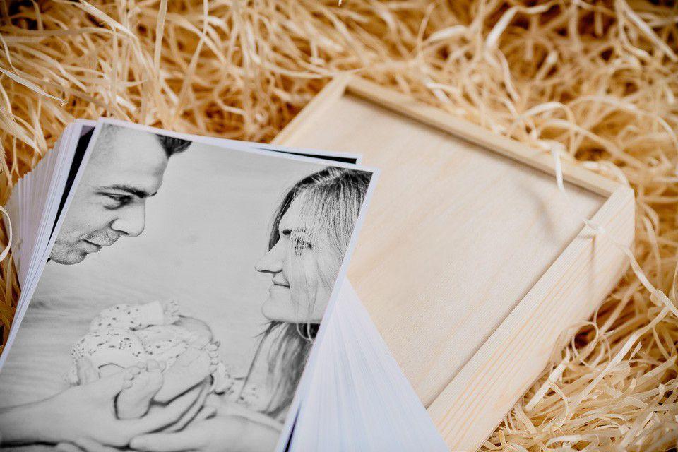 zestaw pudełek na zdjęcia